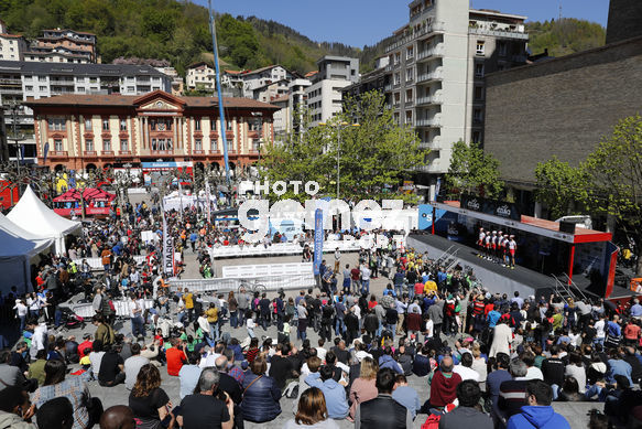Cycling: Itzulia / Vuelta a País Vasco / Tour Basque Country / Stage 6 / Etapa 6<BR>DESCRIPTION / DESCRIPCION / Team Cofidis Solutions Credits<BR>Eibar - Eibar (118,2 Km)  13-04-2019 / Tour Basque Country / Luis Angel Gomez ©PHOTOGOMEZSPORT2019