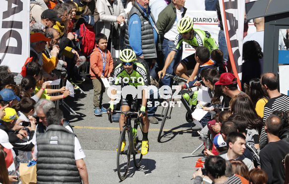 Cycling: Itzulia / Vuelta a País Vasco / Tour Basque Country / Stage 6 / Etapa 6<BR>DESCRIPTION / DESCRIPCION / BIZKARRA, Mikel (ESP)Eibar - Eibar (118,2 Km)  13-04-2019 / Tour Basque Country / Luis Angel Gomez ©PHOTOGOMEZSPORT2019