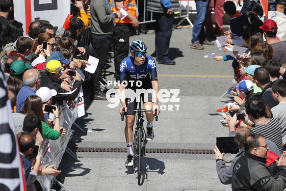 Cycling: Itzulia / Vuelta a País Vasco / Tour Basque Country / Stage 6 / Etapa 6<BR>DESCRIPTION / DESCRIPCION / DE LA CRUZ, David (ESP)<BR>Eibar - Eibar (118,2 Km)  13-04-2019 / Tour Basque Country / Luis Angel Gomez ©PHOTOGOMEZSPORT2019