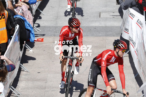 Cycling: Itzulia / Vuelta a País Vasco / Tour Basque Country / Stage 6 / Etapa 6<BR>DESCRIPTION / DESCRIPCION / HIRSCHI, Marc (SUI)<BR>Eibar - Eibar (118,2 Km)  13-04-2019 / Tour Basque Country / Luis Angel Gomez ©PHOTOGOMEZSPORT2019