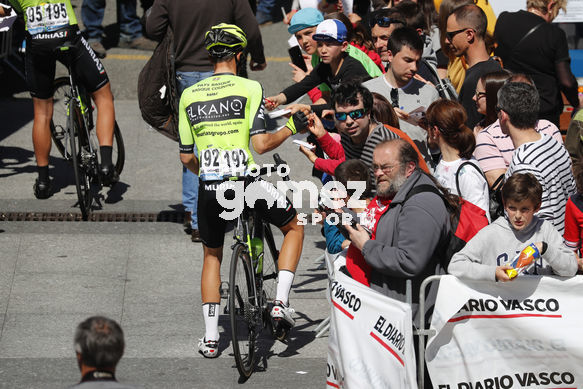 Cycling: Itzulia / Vuelta a País Vasco / Tour Basque Country / Stage 6 / Etapa 6<BR>DESCRIPTION / DESCRIPCION / SAMITIER, Sergio (ESP)Eibar - Eibar (118,2 Km)  13-04-2019 / Tour Basque Country / Luis Angel Gomez ©PHOTOGOMEZSPORT2019
