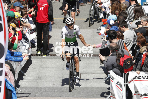 Cycling: Itzulia / Vuelta a País Vasco / Tour Basque Country / Stage 6 / Etapa 6<BR>DESCRIPTION / DESCRIPCION / WYSS, Danilo (SUI)<BR>Eibar - Eibar (118,2 Km)  13-04-2019 / Tour Basque Country / Luis Angel Gomez ©PHOTOGOMEZSPORT2019