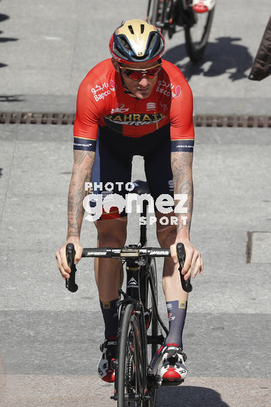 Cycling: Itzulia / Vuelta a País Vasco / Tour Basque Country / Stage 6 / Etapa 6<BR>DESCRIPTION / DESCRIPCION / BOLE, Grega (SLO)<BR>Eibar - Eibar (118,2 Km)  13-04-2019 / Tour Basque Country / Luis Angel Gomez ©PHOTOGOMEZSPORT2019