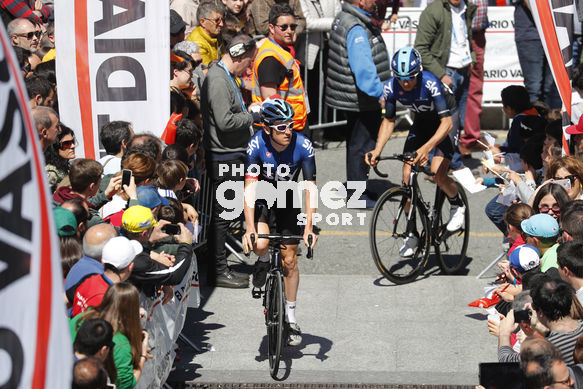 Cycling: Itzulia / Vuelta a País Vasco / Tour Basque Country / Stage 6 / Etapa 6<BR>DESCRIPTION / DESCRIPCION / THOMAS, Geraint (GBR)<BR>Eibar - Eibar (118,2 Km)  13-04-2019 / Tour Basque Country / Luis Angel Gomez ©PHOTOGOMEZSPORT2019