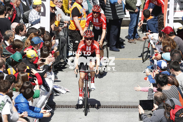 Cycling: Itzulia / Vuelta a País Vasco / Tour Basque Country / Stage 6 / Etapa 6<BR>DESCRIPTION / DESCRIPCION / GHAMILTON, Christopher (AUS)<BR>Eibar - Eibar (118,2 Km)  13-04-2019 / Tour Basque Country / Luis Angel Gomez ©PHOTOGOMEZSPORT2019