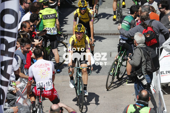 Cycling: Itzulia / Vuelta a País Vasco / Tour Basque Country / Stage 6 / Etapa 6<BR>DESCRIPTION / DESCRIPCION / MARTIN, Tony (GER)<BR>Eibar - Eibar (118,2 Km)  13-04-2019 / Tour Basque Country / Luis Angel Gomez ©PHOTOGOMEZSPORT2019