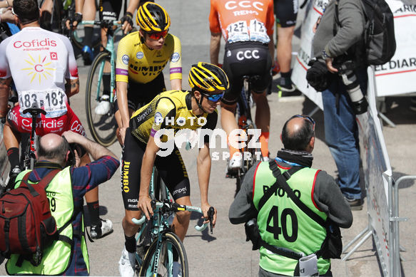 Cycling: Itzulia / Vuelta a País Vasco / Tour Basque Country / Stage 6 / Etapa 6<BR>DESCRIPTION / DESCRIPCION / BENNET, George (NZL)<BR>Eibar - Eibar (118,2 Km)  13-04-2019 / Tour Basque Country / Luis Angel Gomez ©PHOTOGOMEZSPORT2019