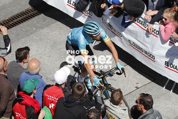 Cycling: Itzulia / Vuelta a País Vasco / Tour Basque Country / Stage 6 / Etapa 6<BR>DESCRIPTION / DESCRIPCION / FRAILE, Omar (ESP)<BR>Eibar - Eibar (118,2 Km)  13-04-2019 / Tour Basque Country / Luis Angel Gomez ©PHOTOGOMEZSPORT2019