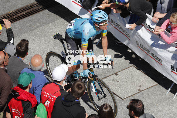Cycling: Itzulia / Vuelta a País Vasco / Tour Basque Country / Stage 6 / Etapa 6<BR>DESCRIPTION / DESCRIPCION / SANCHEZ, Luis Leon (ESP)Eibar - Eibar (118,2 Km)  13-04-2019 / Tour Basque Country / Luis Angel Gomez ©PHOTOGOMEZSPORT2019