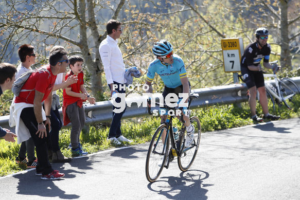Cycling: Itzulia / Vuelta a País Vasco / Tour Basque Country / Stage 6 / Etapa 6<BR>Breakaway / Ecapada / IZAGUIRRE, Ion (ESP) <BR>Eibar - Eibar (118,2 Km)  13-04-2019 / Tour Basque Country / Luis Angel Gomez ©PHOTOGOMEZSPORT2019