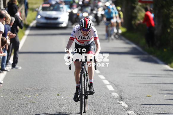 Cycling: Itzulia / Vuelta a País Vasco / Tour Basque Country / Stage 6 / Etapa 6<BR>Breakaway / Ecapada / MARTIN, Daniel (IRL) <BR>Eibar - Eibar (118,2 Km)  13-04-2019 / Tour Basque Country / Luis Angel Gomez ©PHOTOGOMEZSPORT2019