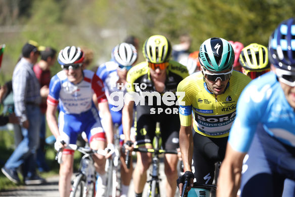 Cycling: Itzulia / Vuelta a País Vasco / Tour Basque Country / Stage 6 / Etapa 6<BR>Bunch / Peloton / BUCHMANN, Emanuel (GER)<BR>Eibar - Eibar (118,2 Km)  13-04-2019 / Tour Basque Country / Luis Angel Gomez ©PHOTOGOMEZSPORT2019
