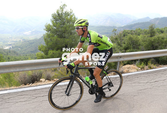 Cycling: Vuelta España 2019 / Tour of Spain 2019/ La Vuelta/ Etapa 7/ Stage 7/ <BR>BARTHE Cyril (FRA)<BR>Onda - Mas de la Costa (183,2 km) 30-08-2019/<BR>Vuelta España 2019 / La Vuelta/ Tour of Spain 2019/<BR>Luis Angel Gomez <BR>©PHOTOGOMEZSPORT2019