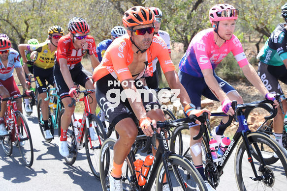Cycling: Vuelta España 2019 / Tour of Spain 2019/ La Vuelta/ Etapa 7/ Stage 7/ <BR>VENTOSO ALBERDI Francisco Jose (ESP)<BR>Onda - Mas de la Costa (183,2 km) 30-08-2019/<BR>Vuelta España 2019 / La Vuelta/ Tour of Spain 2019/<BR>Luis Angel Gomez <BR>©PHOTOGOMEZSPORT201