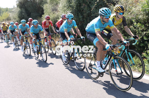 Cycling: Vuelta España 2019 / Tour of Spain 2019/ La Vuelta/ Etapa 7/ Stage 7/ <BR>IZAGIRRE INSAUSTI Gorka (ESP)<BR>Onda - Mas de la Costa (183,2 km) 30-08-2019/<BR>Vuelta España 2019 / La Vuelta/ Tour of Spain 2019/<BR>Luis Angel Gomez <BR>©PHOTOGOMEZSPORT2019