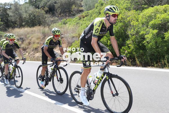 Cycling: Vuelta España 2019 / Tour of Spain 2019/ La Vuelta/ Etapa 7/ Stage 7/ <BR>BEWLEY Sam (NZL)<BR>Onda - Mas de la Costa (183,2 km) 30-08-2019/<BR>Vuelta España 2019 / La Vuelta/ Tour of Spain 2019/<BR>Luis Angel Gomez <BR>©PHOTOGOMEZSPORT2019
