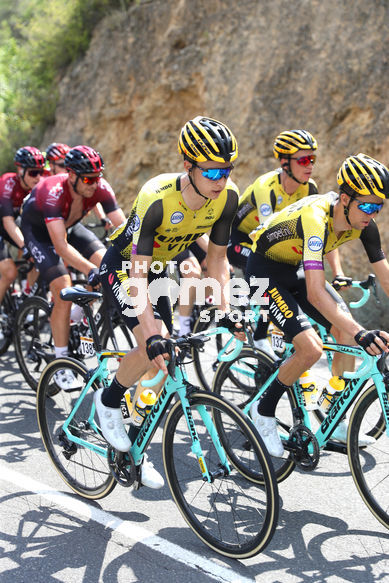 Cycling: Vuelta España 2019 / Tour of Spain 2019/ La Vuelta/ Etapa 7/ Stage 7/ <BR>POWLESS Neilson (USA)<BR>Onda - Mas de la Costa (183,2 km) 30-08-2019/<BR>Vuelta España 2019 / La Vuelta/ Tour of Spain 2019/<BR>Luis Angel Gomez <BR>©PHOTOGOMEZSPORT2019