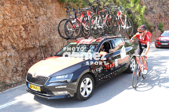 Cycling: Vuelta España 2019 / Tour of Spain 2019/ La Vuelta/ Etapa 7/ Stage 7/ <BR>ARNDT Nikias (GER)<BR>Onda - Mas de la Costa (183,2 km) 30-08-2019/<BR>Vuelta España 2019 / La Vuelta/ Tour of Spain 2019/<BR>Luis Angel Gomez <BR>©PHOTOGOMEZSPORT2019