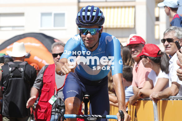 Cycling: Vuelta España 2019 / Tour of Spain 2019/ La Vuelta/ Etapa 8/ Stage 8/ <BR>ARCAS Jorge (ESP)<BR>Valls - Igualada (166,9 km) 31-08-2019/<BR>Vuelta España 2019 / La Vuelta/ Tour of Spain 2019/<BR>Luis Angel Gomez <BR>©PHOTOGOMEZSPORT2019