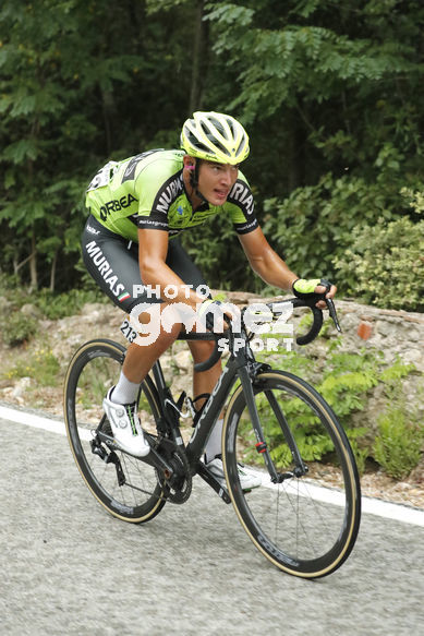 Cycling: Vuelta España 2019 / Tour of Spain 2019/ La Vuelta/ Etapa 8/ Stage 8/ <BR>ESCAPADA BREAKAWAY/ BARCELO ARAGON Fernando (ESP)<BR>Valls - Igualada (166,9 km) 31-08-2019/<BR>Vuelta España 2019 / La Vuelta/ Tour of Spain 2019/<BR>Luis Angel Gomez <BR>©PHOTOGOMEZS
