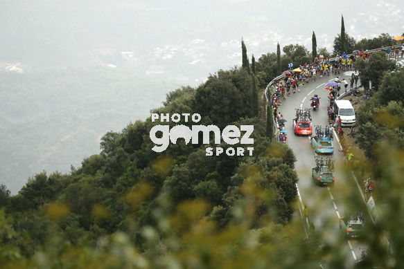 Cycling: Vuelta España 2019 / Tour of Spain 2019/ La Vuelta/ Etapa 8/ Stage 8/ <BR>PELOTON/ PAISAJE/ LANDSCAPE/ <BR>Valls - Igualada (166,9 km) 31-08-2019/<BR>Vuelta España 2019 / La Vuelta/ Tour of Spain 2019/<BR>Luis Angel Gomez <BR>©PHOTOGOMEZSPORT2019
