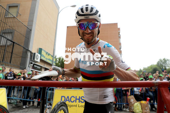 Cycling: Vuelta España 2019 / Tour of Spain 2019/ La Vuelta/ Etapa 21/ Stage 21/ <BR>VALVERDE Alejandro (ESP)<BR>Fuenlabrada - Madrid (106,6 km) 15-09-2019/<BR>Vuelta España 2019 / La Vuelta/ Tour of Spain 2019/<BR>Luis Angel Gomez <BR>©PHOTOGOMEZSPORT2019