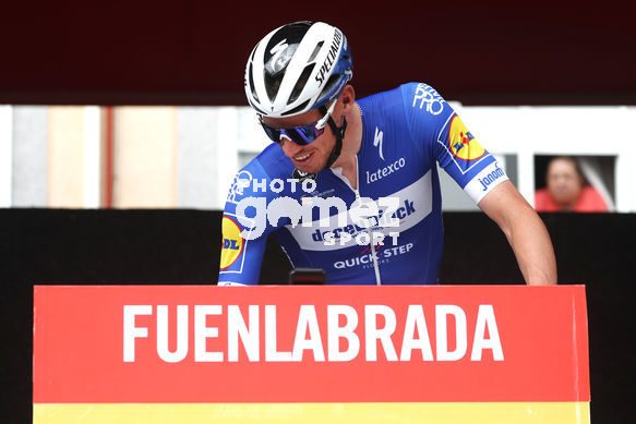Cycling: Vuelta España 2019 / Tour of Spain 2019/ La Vuelta/ Etapa 21/ Stage 21/ <BR>CONTROL DE FIRMAS/ SIGNATURE/ DECLERCQ Tim (BEL)<BR>Fuenlabrada - Madrid (106,6 km) 15-09-2019/<BR>Vuelta España 2019 / La Vuelta/ Tour of Spain 2019/<BR>Luis Angel Gomez <BR>©PHOTOG