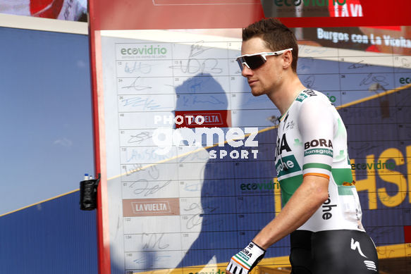 Cycling: Vuelta España 2019 / Tour of Spain 2019/ La Vuelta/ Etapa 21/ Stage 21/ <BR>CONTROL DE FIRMAS/ SIGNATURE/ BENNETT Sam (IRL)<BR>Fuenlabrada - Madrid (106,6 km) 15-09-2019/<BR>Vuelta España 2019 / La Vuelta/ Tour of Spain 2019/<BR>Luis Angel Gomez <BR>©PHOTOGO