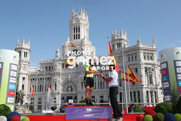 Cycling: Vuelta España 2019 / Tour of Spain 2019/ La Vuelta/ Etapa 20/ Stage 20/ <BR>DESCRIPCIÓN/DESCRIPTION<BR>Arenas de San Pedro - Plataforma de Gredos (190,4  km) 14-09-2019/<BR>Vuelta España 2019 / La Vuelta/ Tour of Spain 2019/<BR>Luis Angel Gomez <BR>©PHOTOGO
