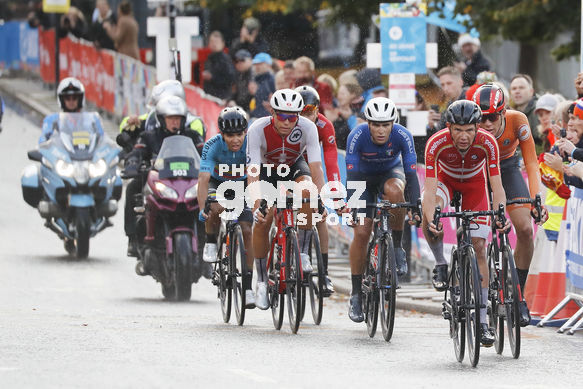 Cycling: Road Wold Championships / Campeonatos del Mundo de Ruta / TTI / Contrarreloj Individual / Women Junior / Mujeres Junior /<BR>DESCRIPCIÓN / DESCRIPTION<BR>Harrogate (13,7 km) 23-09-2019/<BR>Road Wold Championships / Campeonatos del Mundo de Ruta /<BR>Luis An