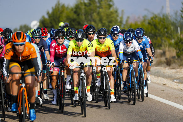 Cycling: Tour CV Women / Vuelta CV Feminas /  <BR>DESCRIPCIÓN / DESCRIPTION<BR>Paterna - Valencia (98 km) 9-02-2020/<BR>Tour CV Women / Vuelta CV Feminas /  <BR>Luis Angel Gomez <BR>©PHOTOGOMEZSPORT2020