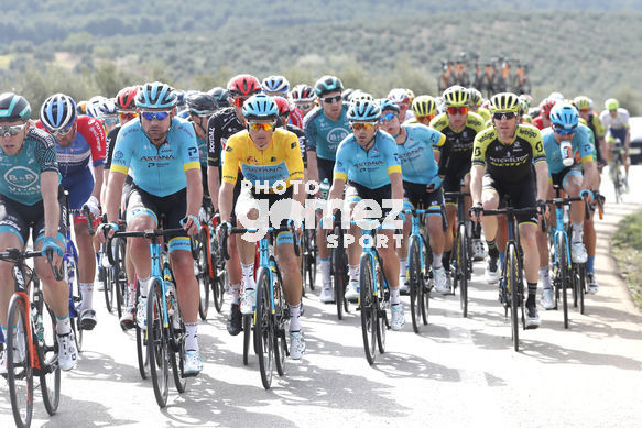 Cycling: Road Wold Championships / Campeonatos del Mundo de Ruta / TTI / Contrarreloj Individual / Men Junior / Hombres Junior /<BR>DESCRIPCIÓN / DESCRIPTION<BR>Harrogate (27,6,7 km) 23-09-2019/<BR>Road Wold Championships / Campeonatos del Mundo de Ruta /<BR>Luis An